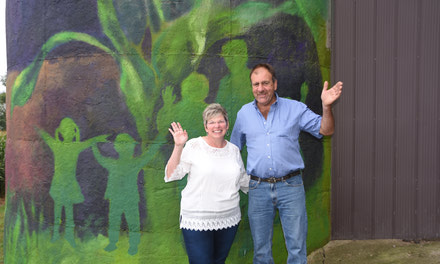 Silo depicts pride in family farming – By Lisa Boonstoppel-Pot